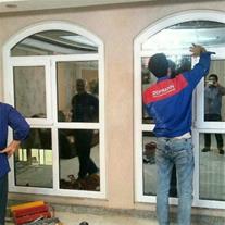 درب و پنجره دو جداره وین دژ