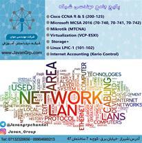 پکیج جامع مهندسی شبکه