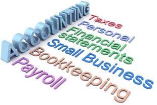 حسابداری.حسابرسی. خدمات مالی در منزل