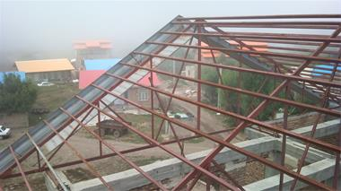 ساخت و نصب سوله و خرپا - 1