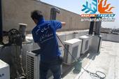 مرکز مجاز تعمیر داکت اسپیلت در تهران