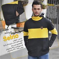 سوئیشرت مردانه مدل SELNO + ارسال به کل کشور