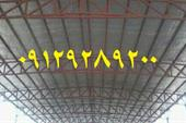 سقف شیبدار آردواز آلاچیق سقف پارکینگ