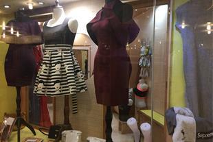 فروش پوشاک زنانه ویژه مجلسی در گالری اریکا
