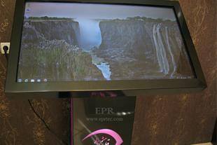 کیوسک لمسی اطلاع رسانی EPR