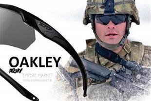 عینک حرفه ای 4 لنز اوکلی OAKLEY