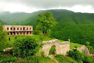 تور یکروزه قلعه پیغام کلیبر