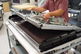تعمیر تلویزیون های LCD و LED و پلاسما در مشهد