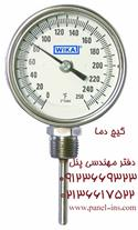 گیج دما - هیدرولیک - پنوماتیک - ابزار دقیق