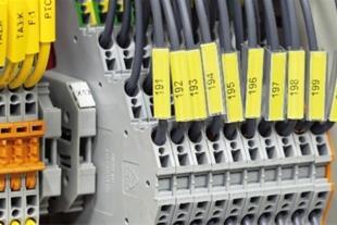 خدمات چاپ شماره گذاری روی سیم و کابل و تجهیزات