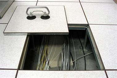 طراحی و اجرای اتاق سرور ، شبکه و دیتا سنتر - 1