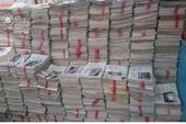 خرید و فروش  ضایعات کاغذ و روزنامه باطله