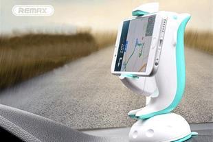 هولدر موبایل دلفینی داشبورد اتومبیل REMAX