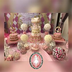 آموزش ، قبول سفارش کیک عقد و تولد فوندانتی - همدان - 1