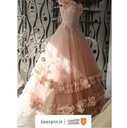 اجاره لباس عروس - کرایه لباس عروس - سایت جورپین - 1