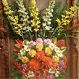 گلهای چینی فانتزی