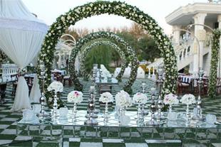 تشریفات مجالس و باغ عروسی آرشیدا