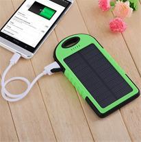 خرید پاور بانک خورشیدی دوکاره