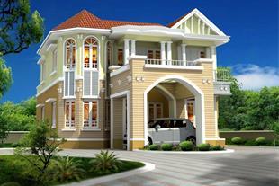 فروش خانه ویلایی 520 متری تریپلکس 2بر در فلکه گاز