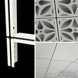 فروش سازه شیار مشکی سقف آلوم سازه - 1