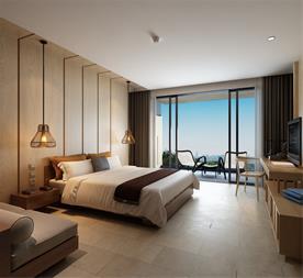 فروش و اجاره هتل فعال جزیره کیش - 1