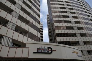 فروش برج مسکونی دیپلمات کیش