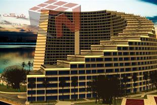 فروش آپارتمان مسکونی کیش برج راما(دید دریا)