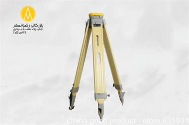 سه پایه چوبی تاپ کن اصل-TOPCON - 1