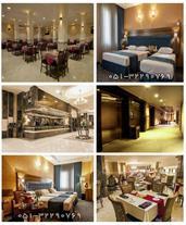 رزرواسیون  هتل 3 ستاره ایران زمین