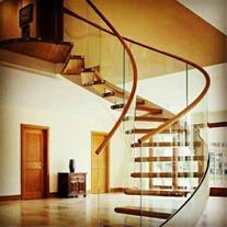 ساخت و اجرای انواع پله گرد