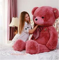 عروسک پولیشی خرس teddy giant