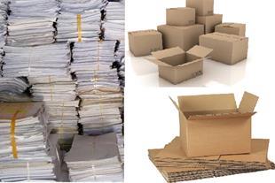 خرید ضایعات کارتن و کاغذ (شرکت راشا کاسپین تبریز)