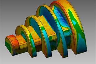 مدلسازی و اسکن سه بعدی قطعات صنعتی
