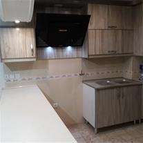 نمای آشپزخانه