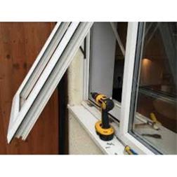 تعویض انواع در و پنجره قدیمی با پنجره دوجداره upvc - 1