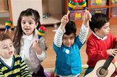 آموزش موسیقی برای کودکان با آموزشگاه تاج بخش