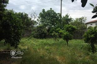 فروش زمین با قطعات 500الی 600 متری رامسر خ طالقانی