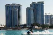 فروش آپارتمان مسکونی برجهای دو قلو کیش