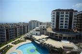 آپارتمان لوکس مبله 107 متری در آلانیا ترکیه