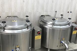 طراحی و تولید تجهیزات آشپزخانه صنعتی