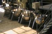 طراحی وساخت دیگهای پخت معمولی وتحت خلاء(اواپراتور)
