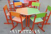 میز و صندلی مهد کودک و پیش دبستانی