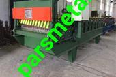 ساخت و فروش دستگاه کرکره زن ورق رنگی گالوانیزه