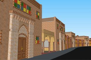 انجام پروژه دانشجویی شهرسازی