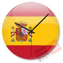 ساعت اسپانیا