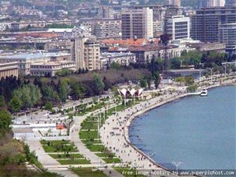 تور ارزان باکو ویژه تابستان 97 - 1