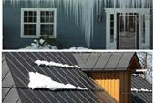 فروش سیستم برفگیر برای انواع سقف های شیب دار