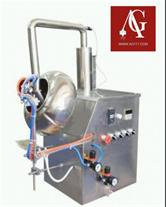دستگاه کوتینگ قرص و روکش آجیل و شکلات