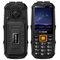 فروش گوشی موبایل زرهپوش و ضدآب اس کالر S-COLOR S55 - 1