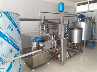 کارگاههای لبنی سنتی و نیمه صنعتی و صنعتی ماست بندی - 1